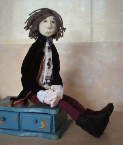 Cloth Doll sewing patterns Choisissez Soit Motif ou prendre les deux