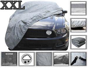 HEAVY DUTY XXL 5.5KG 2 Layer Full Car Cover Waterproof For Maserati Quattroporte