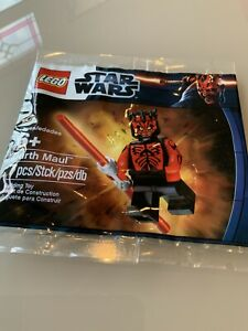 Lego Star Wars Darth Maul Santa Edition New And Sealed