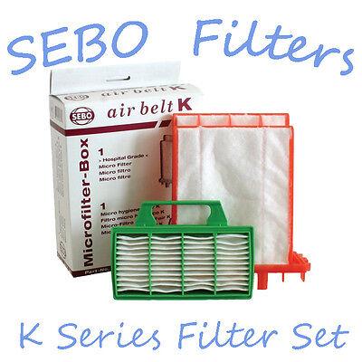 6696ER *** *** Microfilterbox SEBO K