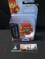 "8 Bit Red Link 2.5"" action fig World of Nintendo Legend of Zelda Jakks Pacific"