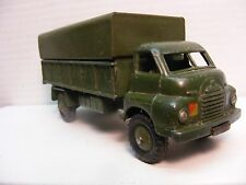 DINKY TOY #621 Bedford Army 3-Ton Truck Good Condition
