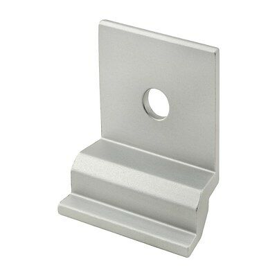 80//20 Inc T-Slot Aluminum Slotted Panel Mount Bracket 15 Series Part #2430 N