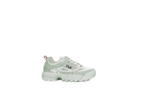 Scarpa Fila Disruptor Run Wmn Girigio Donna Uomo Sneakers 1010866.1FG