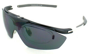 e2f36f6d81 Image is loading EVOLUTION-HAWK-RX-4-CLAY-PIGEON-SHOOTING-GLASSES-
