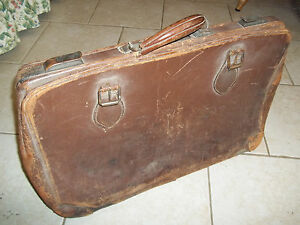 hardware Vintage luggage