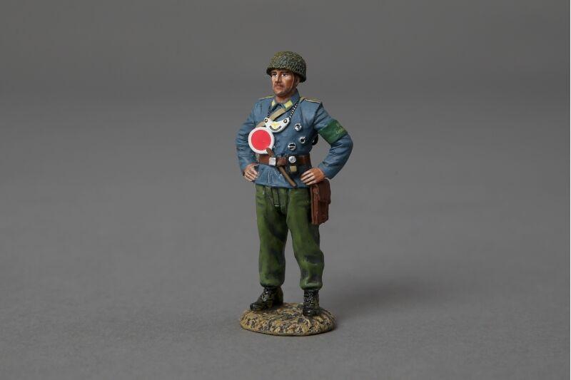 THOMAS GUNN FJ029C - WWII German Military Policeman (Normandy)
