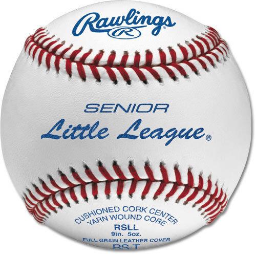 Rawlings RSLL-1 Senior Little League - 1 DOZEN