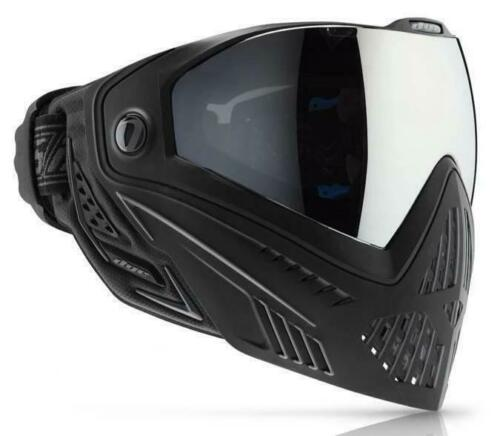 Dye I5 Pro PAINTBALL AIRSOFT GOGGLE MASQUE-Onyx Gris DN3