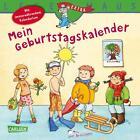 LESEMAUS 06: Mein Geburtstagskalender (2014, Taschenbuch)