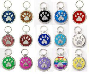 Pet-Tag-Custom-Engraving-Paw-Print-Pet-Tags-Charm-Collar-Dog-Tag-Pets-ID
