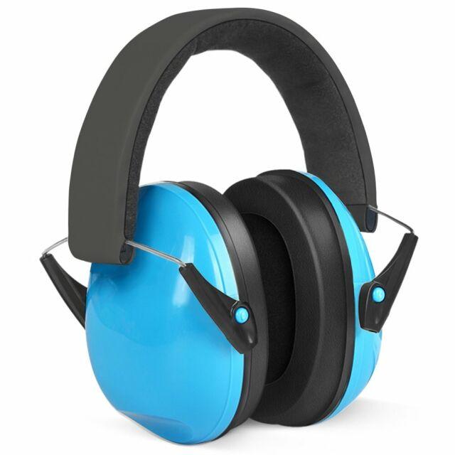 Kids Infant Children Ear Muff Defenders Noise Reduction Hypersensitive Autistic