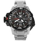 SEIKO MEN ATLAS AUTOMATIC DIVERS BLACK BEZEL WATCH 200M SKZ229 SKZ229K1
