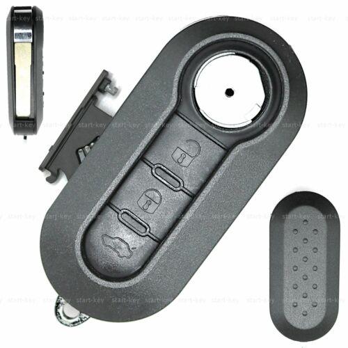 Citroen Jumper Nemo Relay auto plegable funk clave de sustitución carcasa y batería