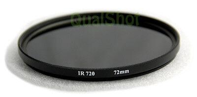 Zykkor 72mm 720nm IR72 Infrared IR Filter