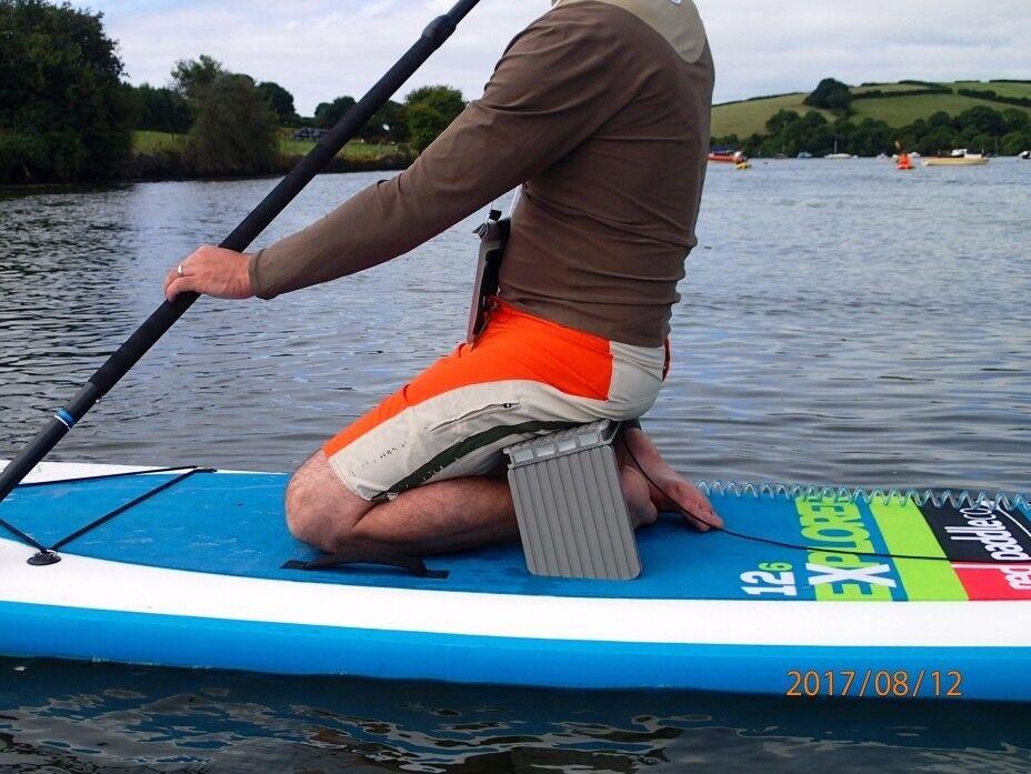 Meditation on water - Paddleboard Folding Stool