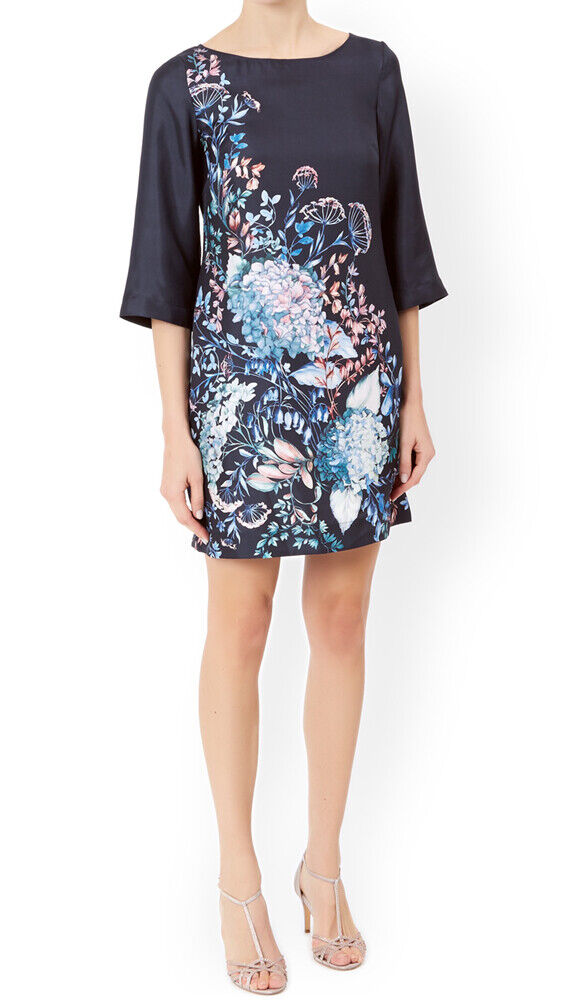 MONSOON Hilary Silk Dress BNWT
