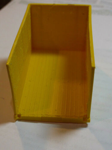 Parts for dinky cage for gmc pinder tinted yellow reference 881