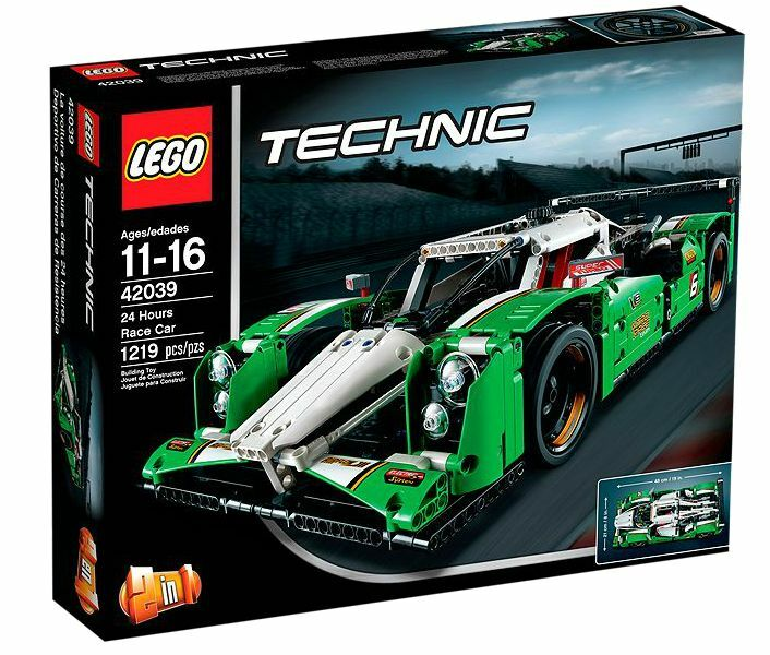 LEGO® Technic 42039 24 Hours Race Car NEU OVP NEW MISB NRFB