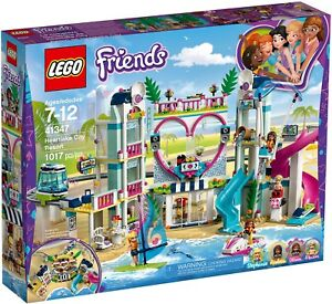 Lego Friends 41347 - Le Resort Heartlake City Neuf
