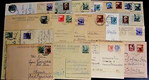 Repubblica-Cartoline-Postali-Lotto-da-20