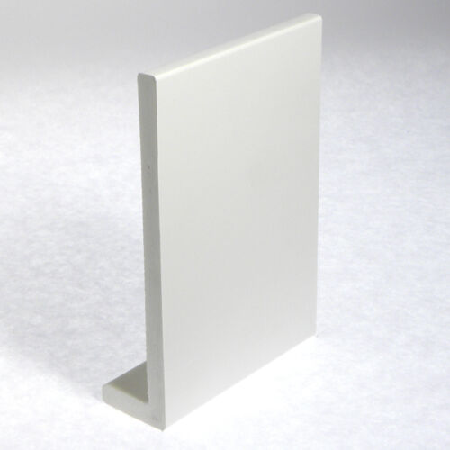 "UPVC PVC WHITE PLASTIC FASCIA BOARD WINDOW CILL SILL 150mm 6/"" 1 X 2.5 METRE 98/"""