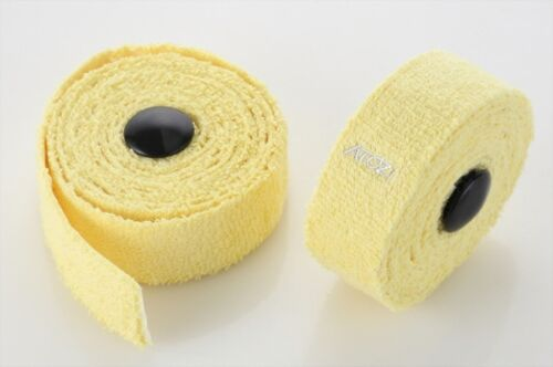 New Bike Cycling Towel Handlebar Tape Terry Cotton Wrap Road MTB Bicycle Yellow