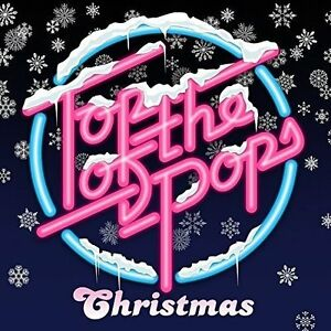 Top Of The Pops Natale 2016 37-track 2-CD Nuovo/Sigillato Natale Band Aid Totp