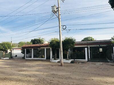 Se Vende Casa Con Amplio Terreno Col Ilusiones Sector Sur de Culiacan