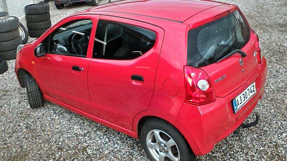 Suzuki Alto, 1,0 GL ECO+, Benzin