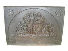 sublime ancien Relief mural, Tableau 3D, Plaque murale Fonte - >20Kg