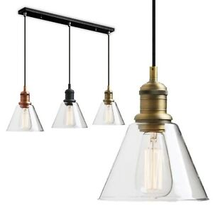 Modern-Ceiling-Pendant-Light-Shade-Lamp-Glass-Lampshade-Kitchen-Lights-Fitting