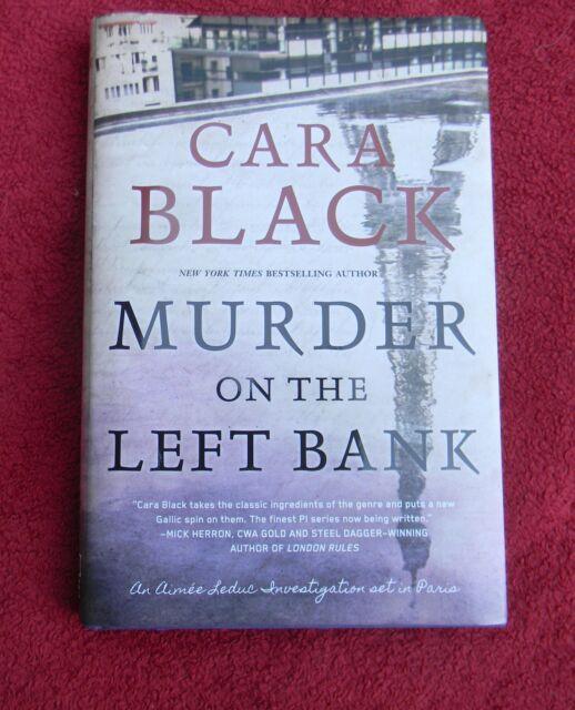 murder in passy black cara