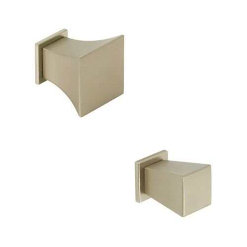 Kitchen Cabinet Door Knobs Cupboard Drawer Bedroom Furniture Handles Pull Chrome
