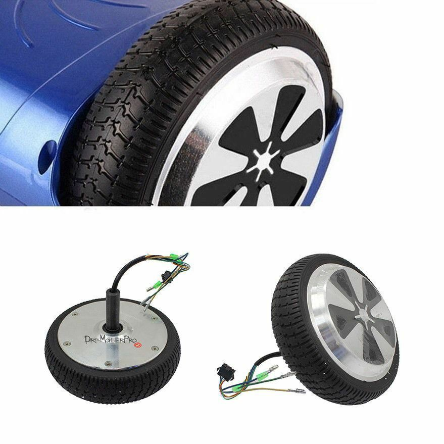 2 Pieces of 350w 6.5 Inch Control Board Electric Scooter Balance Motor Wheels AU
