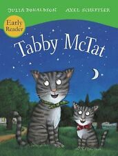 Julia Donaldson Story Book  - Early Reader - TABBY MCTAT - NEW