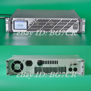 Details about 1KW/1000W FM transmitter EXCITER FMT3-1000H Touch LCD Screen