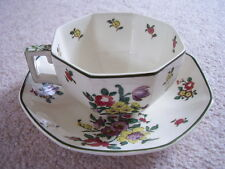 Royal Doulton England porcelain cup and saucer
