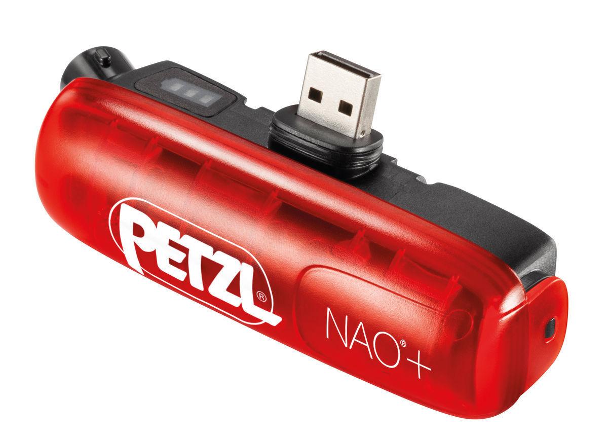 ACCU NAO + Spare Battery Petzl Headlamp