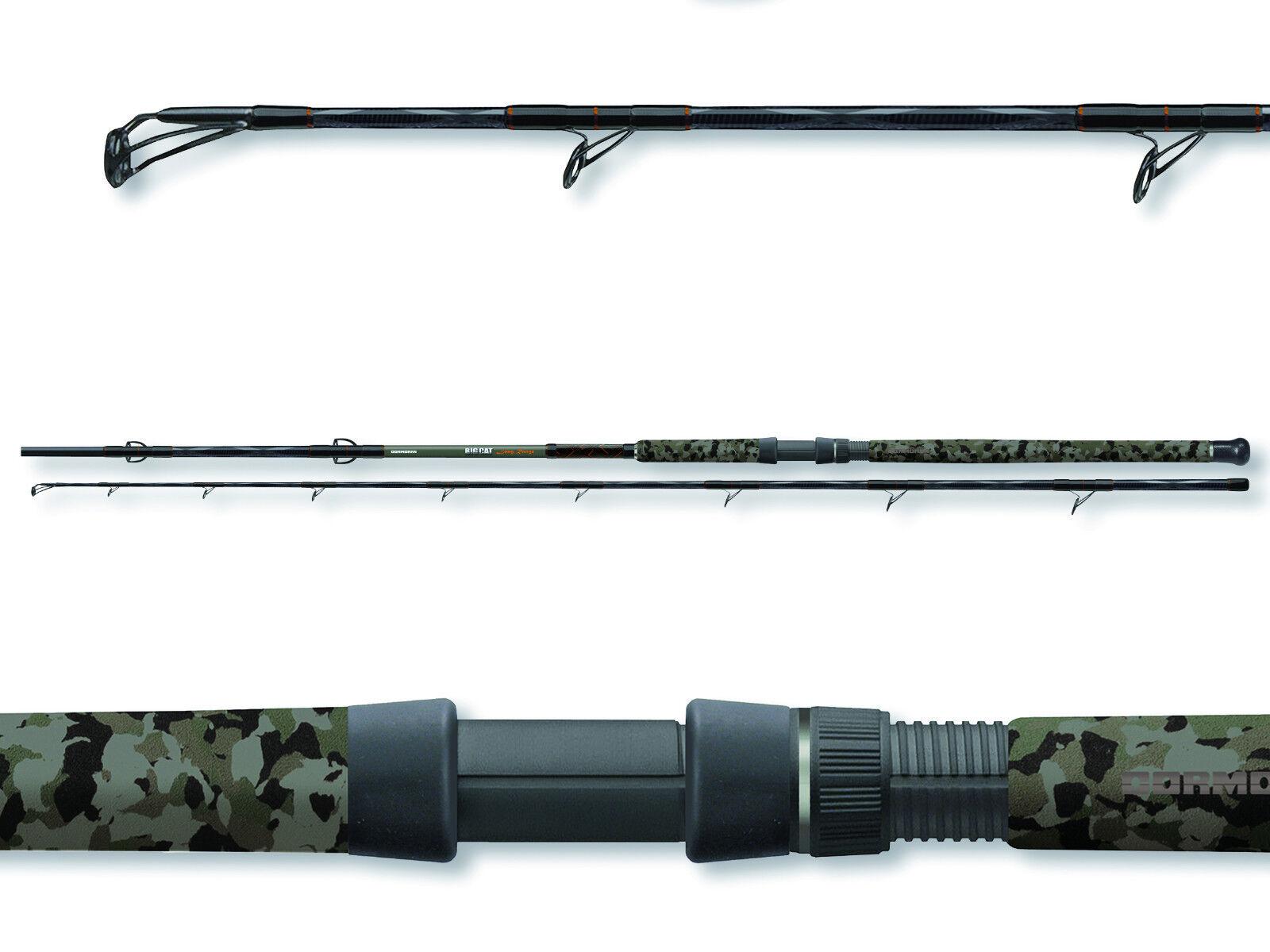 Cormoran Big Cat Long Range 3,30m 200-600g wallerrute welsrute