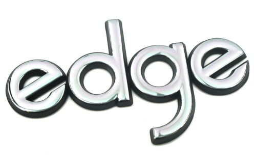 Genuine New FORD EDGE BOOT BADGE Logo Emblem For Focus Mk1 1998-2004 TDCi LX