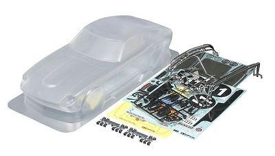 Tamiya 51407 1/10 RC Car 190mm Body Spare Parts Set Nissan Datsun S30 240Z Rally
