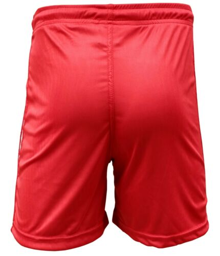ACCLAIM Fitness Chile Boys Football Shorts Polyester Tie Elasticated Seconds