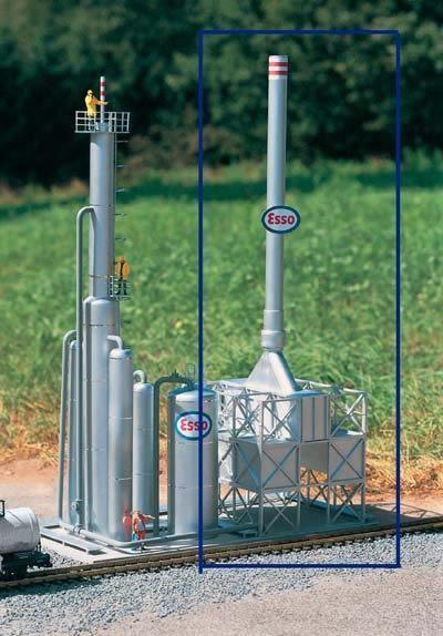 Piko G Maßstab Raffinerie Verbrennen Off Pflanze Neu 62046