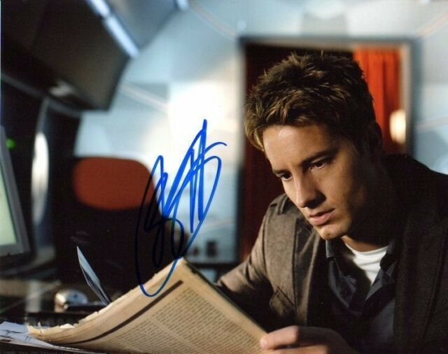 Justin Hartley This is Us Autographed Signed 8x10 Photo COA #6