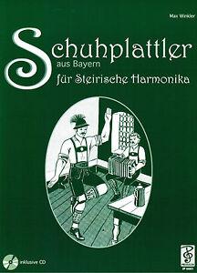 Steirische-Harmonika-Noten-Schuhplattler-aus-Bayern-mit-CD-Griffschrift