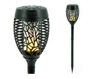 LED-Aussen-Leuchte-Fackel-70cm-Beleuchtung-Flammen-Effekt-Flammenlicht-USB-Ladung