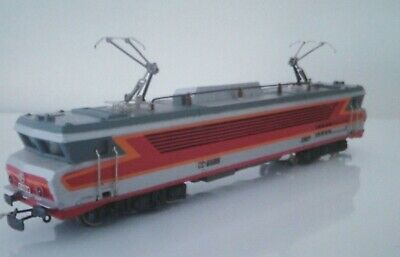 Train Ho -- Pièce De Rechange -- Locomotive Cc 6505 -- Jouef -- Fresco In Estate E Caldo In Inverno