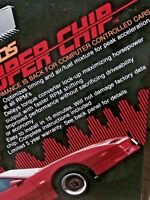 1984 Corvette 350 C/f Automatic Transmission Ads Performance Chip
