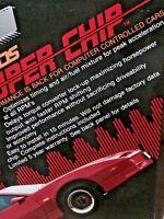 1984 Camaro Monte Carlo Firebird 305 Ho Auto Trans Off Road Ads Performance Chip